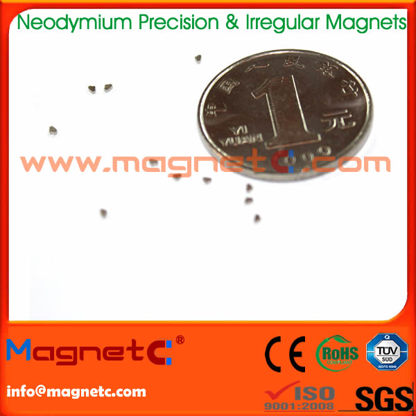 Sintered NdFeB Precision Magnets