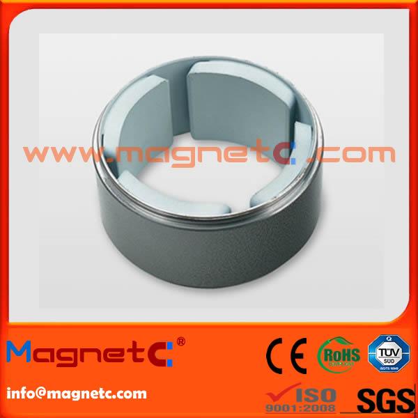 Rotor Motor Strong Permanent Magnets Rotor Ndfeb N35sh Zn 4