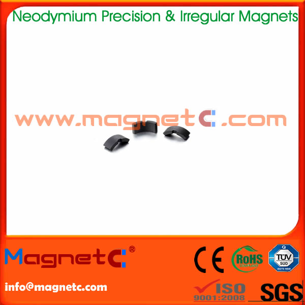 Epoxy Precision Neodymium Magnets