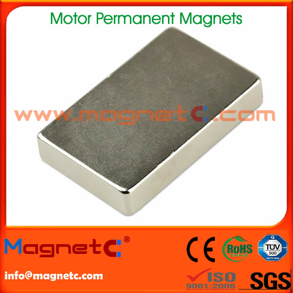 Neodymium Iron Boron Magnets for Wind Power