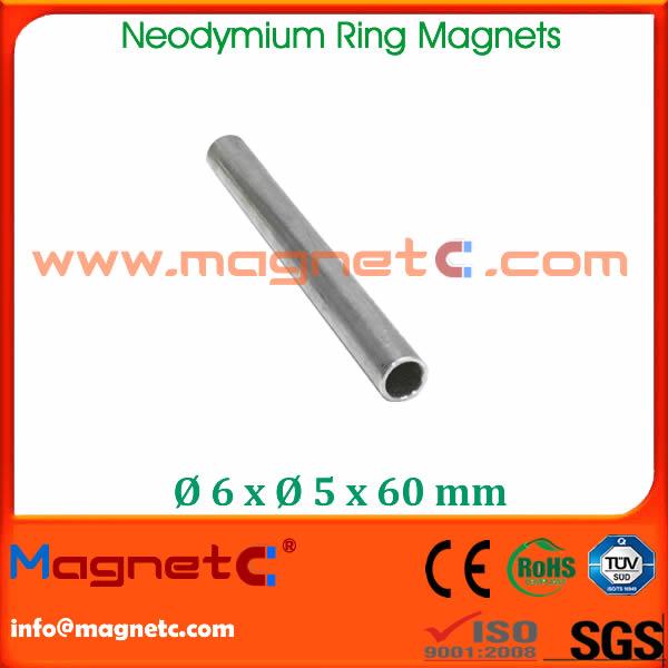 Permanent Strong NdFeB Bar Magnet