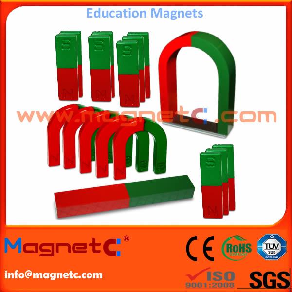 Cast Alnico Educational Magnet