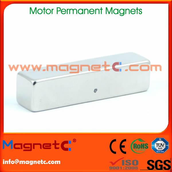 Large Block Magnet for Wind Turbine