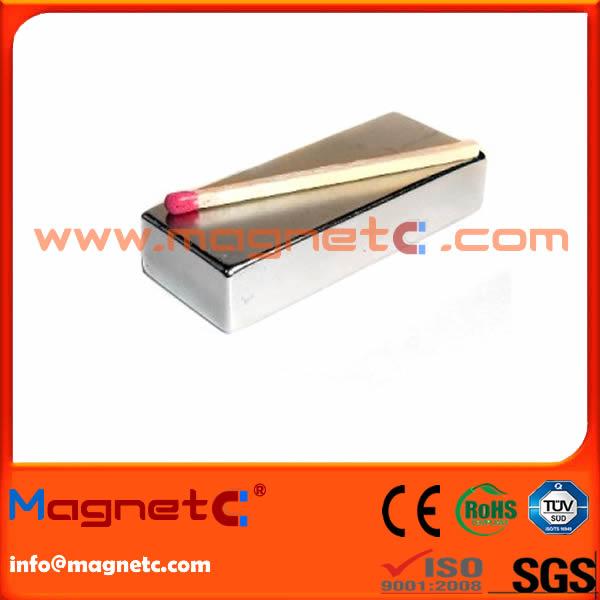 Large Permanent Linearmotor Magnet
