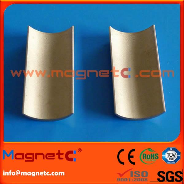 Permanent SmCo Magnet Arc