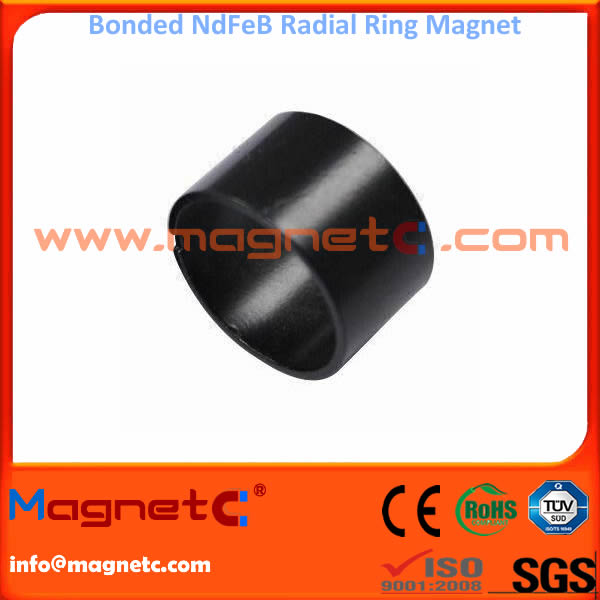 Bonded NdFeB Ring Magnet for Rotor