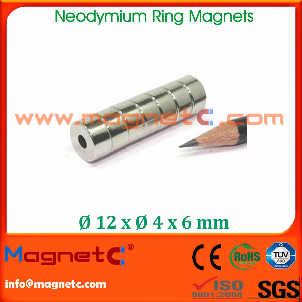 Ring Permanent Ndfeb Magnets