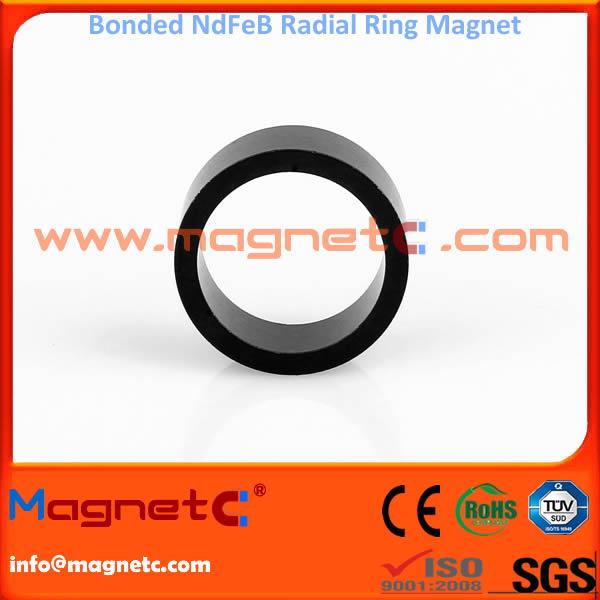 NdFeB Radial Ring Magnet