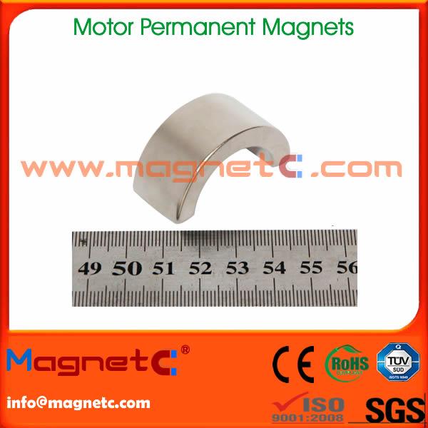 Sintered Neodymium Magnet for Drive Motor