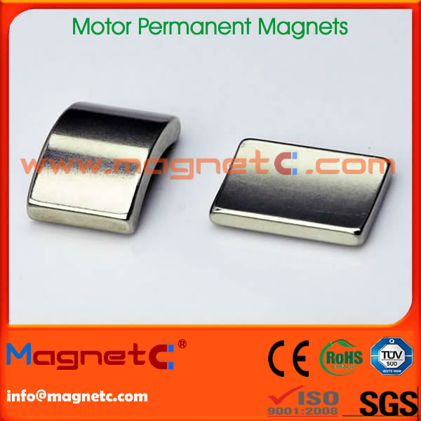 Sintered Vibration Motor Segment Magnets