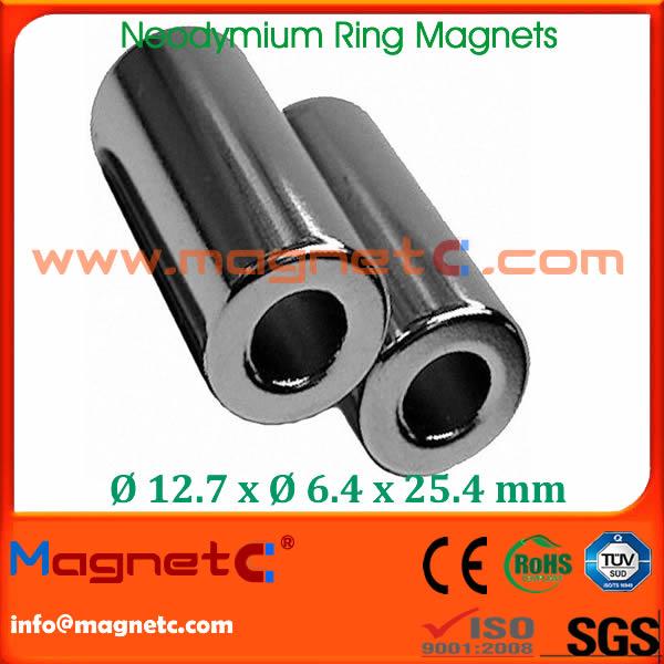 Super Permanent Tube Magnet for Motor