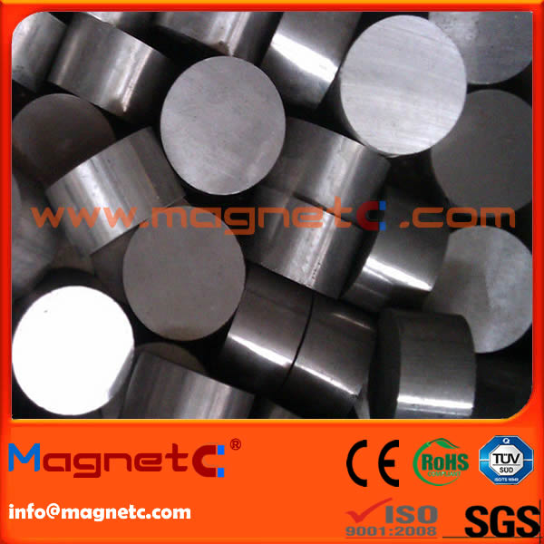 Alnico Magnet Rods and Cylinders