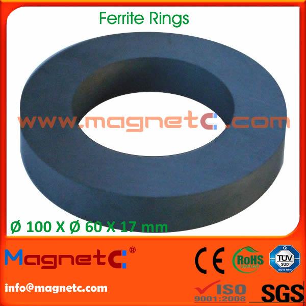 Big Ceramic Ring Magnets