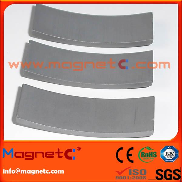 Strong Neodymium Induction Motor Magnet
