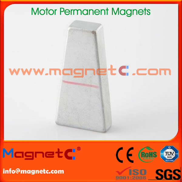 Neodymium Generator Wedge Magnets N52
