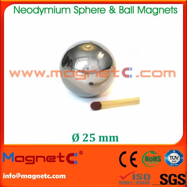 NdFeB Sphere/Ball N35