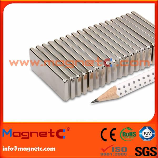 Permanent Rare Earth Linear Motor Magnet