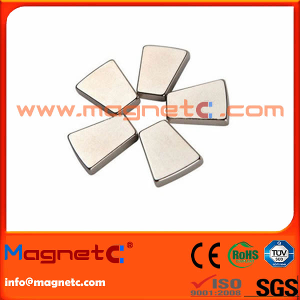 N52 Generator Permanent Magnet For Wind Turbine