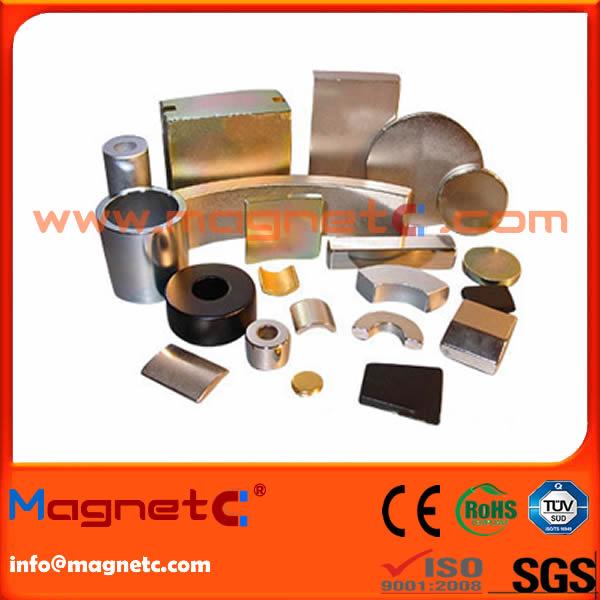 Small Sintered Neodymium Magnet