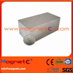 Permanent Rare Earth Linearmotor Magnet