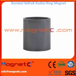 Isotropic NdFeB Bonded Magnet Ring