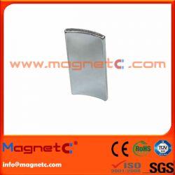 Asynchronous Motor Neodymium Arc Magnet