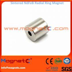 Radial Neodymium Ring (Tube) Magnet