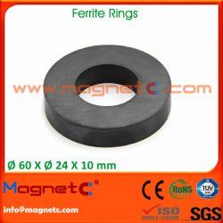 Ceramic Rare Earth Ring Magnets
