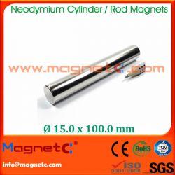 N40M Nickel Neodymium Magnet