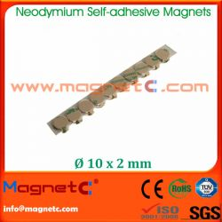 Sintered Neodymium Iron Boron Self-adhesive