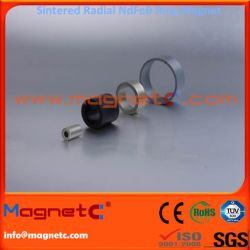 N38SH Neodymium Radiation Ring Magnet