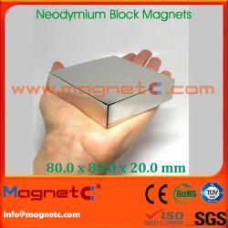 Neodymium Magnet For Motor Block
