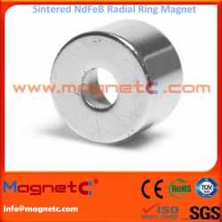 Uni-pole Radial Magnetization Ring Magnet
