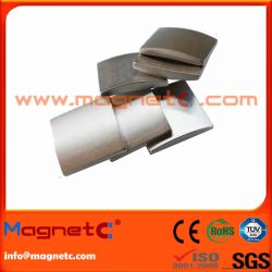 Sintered Nd2Fe14B Rotor Permanent Magnets