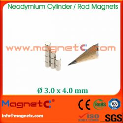 Strong NdFeB Cylinder Magnet