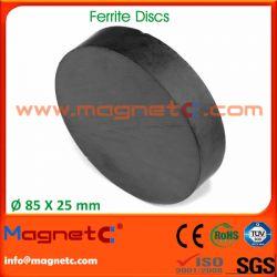 Big Ferrite Disc / Disk Magnets