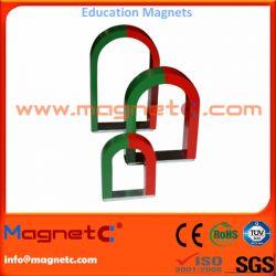 Education Alnico Magnet Horseshoe