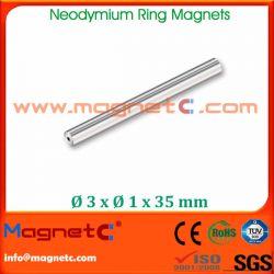 N40 Tube Neodymium Magnet
