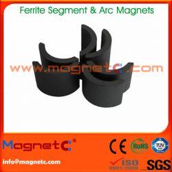 Segment (Arc Tile) Ferrite Magnet