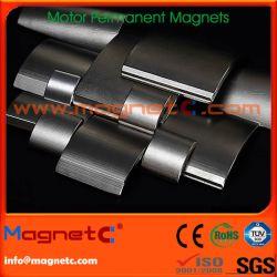 Nickel-Copper-Nickel Coating NdFeB Magnet for DC Motor