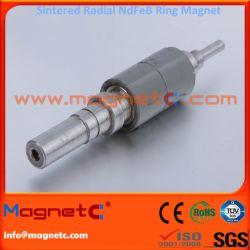 Radial Ring Rare Earth Rotor Magnet N40H