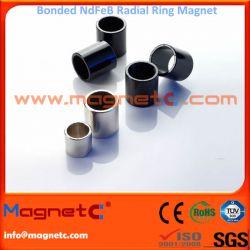 Plastic Bonded NdFeB Ring Magnet