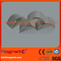 Induction Motor Neodymium Arc Magnet