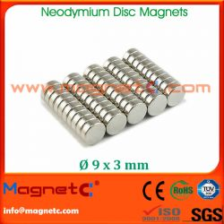 Powerful Disc Magnets Medium