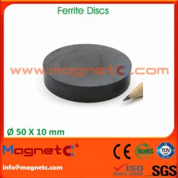 Strong Ferrite Magnetic Disc