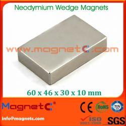 Neodymium Wedge Magnets