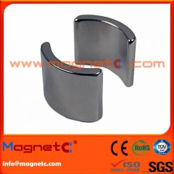 Strong Permanent Neodymium Brushless Motor Magnets
