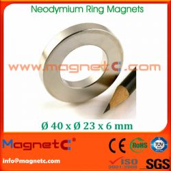 NdFeB Strong Permanent Magnet Ring