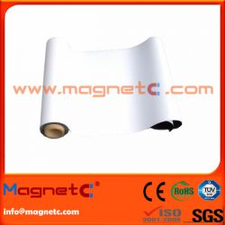 Flexible Magnetic Rolls White Color