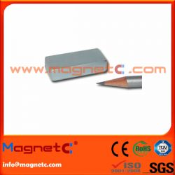 Zinc Plated Neodymium Linearmotor Magnet